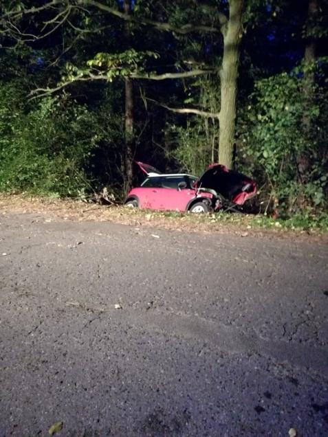 Tragiczny w skutkach poniedziałek na drogach powiatu konińskiego