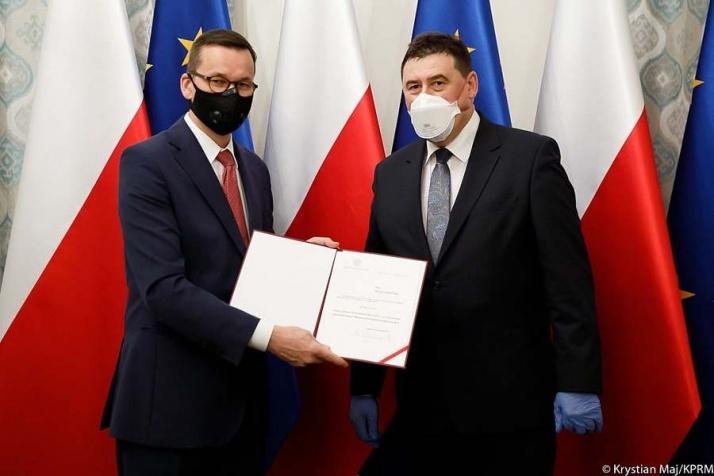 """Ryszard Bartosik został wiceministrem. """"To nowe wyzwanie"""""""