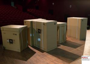 Koniński Dom Kultury. Kino Centrum z nowym nagłośnieniem