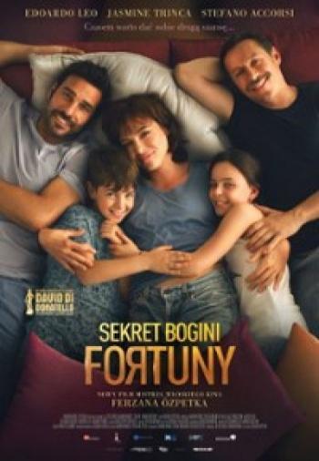 Sekret Bogini Fortuny- Kino Konesera