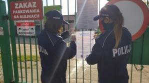 Konin. Policjanci apelują do działkowiczów o zabezpieczenie mienia