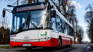 Konin. Zmiana trasy linii 64. Autobus pojedzie nowym wiaduktem