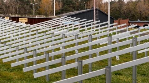 Konin. PWiK buduje największą farmę fotowoltaiczną w mieście