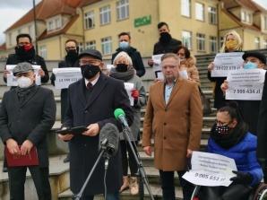 Apelują do premiera o podpisanie budżetu Unii Europejskiej
