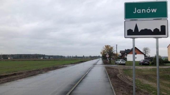 Koniec jednej i początek drugiej inwestycji drogowej w gminie