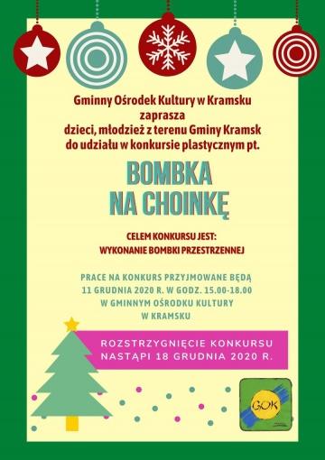 Świąteczne konkursy dla najmłodszych mieszkańców gm. Kramsk