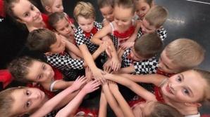 """Rytmix z medalami Ogólnopolskiego E-Festiwalu Tańca """"E-Dance"""""""