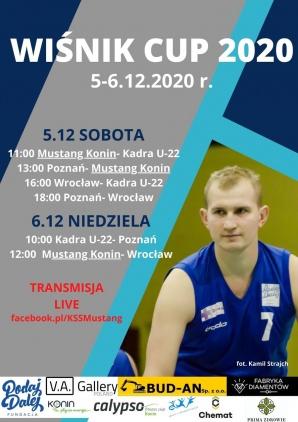 Po raz kolejny odbędzie się turniej WIŚNIK CUP. Bez publiczności