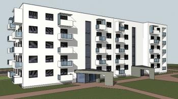 Konin. MTBS wybuduje budynki wielorodzinne przy Jaspisowej