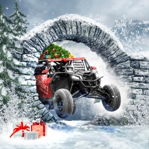 Św. Mikołaj przyjedzie z... rajdowcami. Kamena Rally Team rozdaje prezenty swoim kibicom