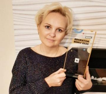 Joanna Gadomska z Żychlina z tytułem