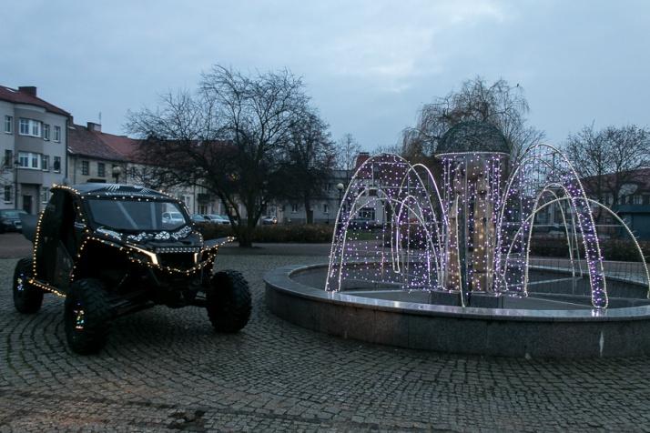 Kamena Rally Team w naszym mieście. Mają dla was prezenty!
