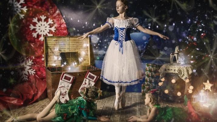 """Świątecznie i magicznie. Młodzi tancerze konińskiego """"Rytmix-u"""""""
