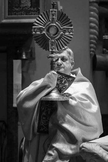 Zmarł proboszcz parafii w Licheniu Starym. Miał 55 lat
