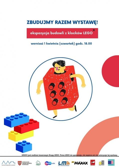 Konińskie muzeum zaprasza do stworzenia wystawy z klocków LEGO
