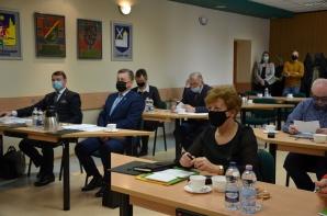 Powiatowa Rada Rynku Pracy. Inauguracja kadencji 2021-2024