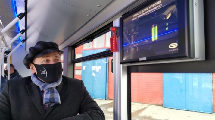 Autobus wodorowy na ulicach Konina. Milowy krok w transporcie