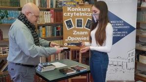Konin. W III LO promują czytelnictwo przez konkurs dla uczniów