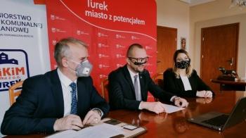 Odwiert i geotermia Turek za 55 mln złotych. Do ogrzewania miasta