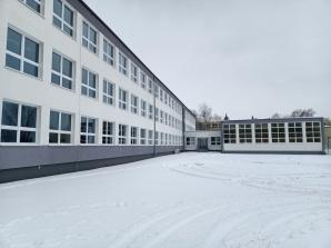 Konin. Gruntowna modernizacja budynku PWSZ przy ul. Wyszyńskiego