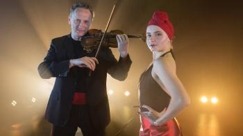 Ogniste tango online. Walentynki z Konińskim Domem Kultury
