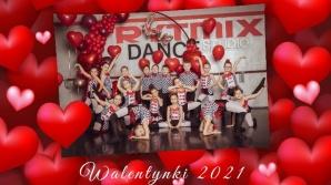 """Walentynka od zakochanych w tańcu podopiecznych """"Rytmix-u"""""""