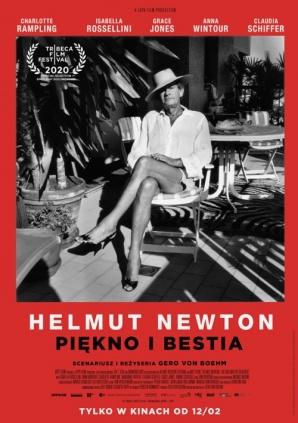 "Kino Konesera ""Helmut Newton. Piękno i bestia"""
