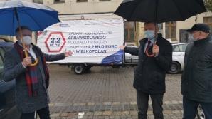 Żądają transparentnego, a nie uznaniowego podziału środków z UE