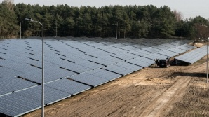 Konin. W PWiK powstaje największa farma fotowoltaiczna w mieście