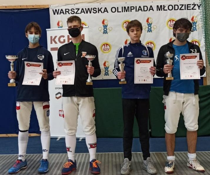 III Puchar Polski Juniorów. Srebro Kacpra Nowinowskiego