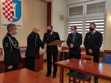 OSP Węglew w Krajowym Systemie Ratowniczo-Gaśniczym