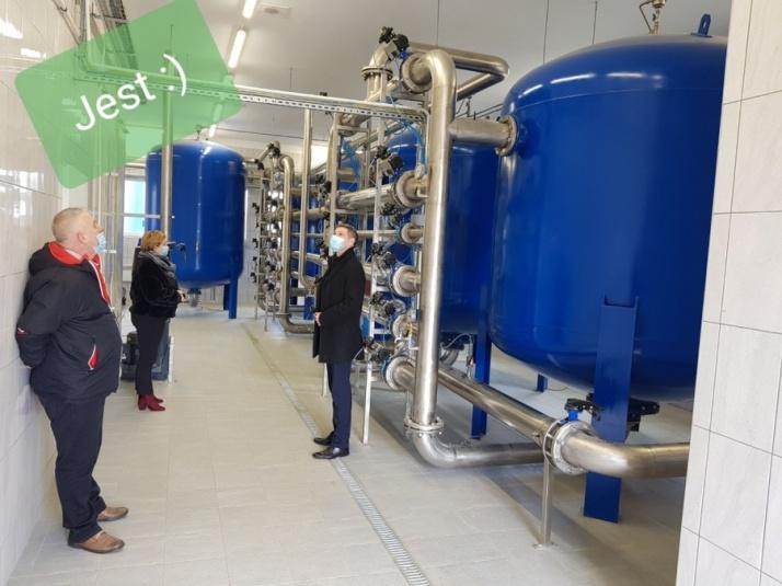 Kleczew. Nowa hydrofornia już działa. Kosztowała ponad 3,4 mln zł