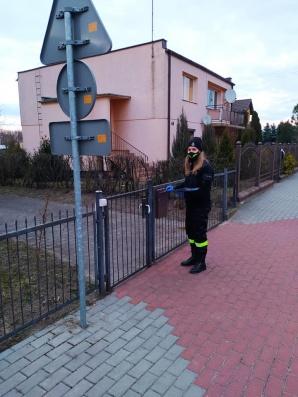 Powiat koniński. Trwa dystrybucja ulotek w ramach akcji szczepień