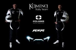 Kamena Rally Team dołącza do Polarisa. Starty w nowym pojeździe