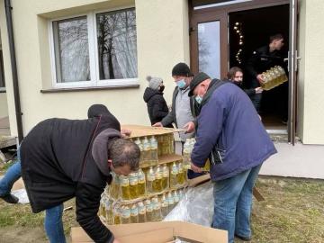 Grodziec. Pomoc żywnościowa trafi do blisko pół tysiąca mieszkańców