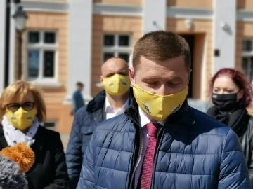 Konin.Paweł Adamów w nowych barwach. Transfery do Polski 2050