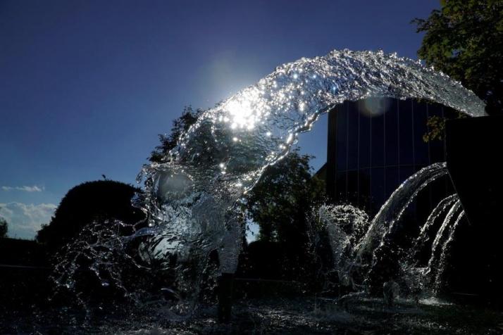 Woda najcenniejszym skarbem