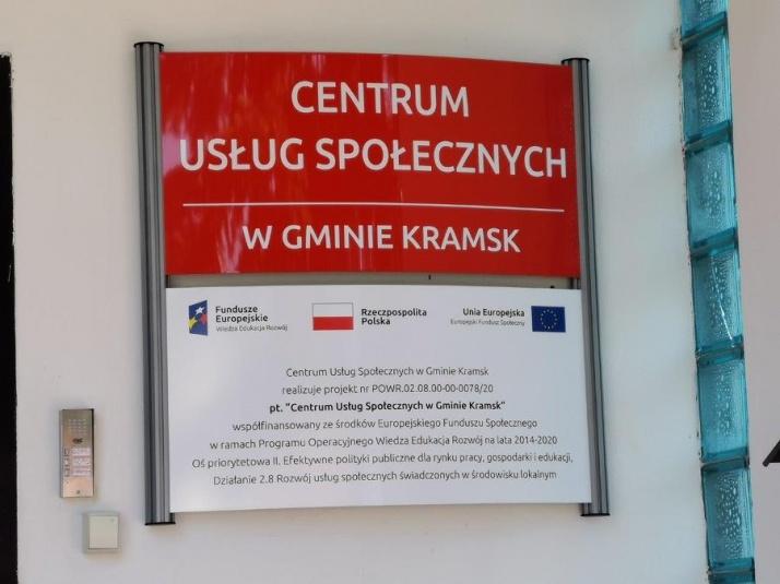 Usługi szyte na miarę. Centrum Usług Społecznych w Kramsku przeciera szlak