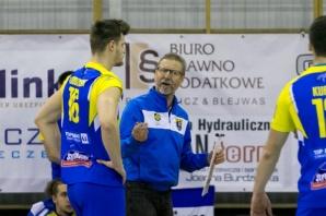"""SPS Słupca rozstaje się z trenerem. """"Weszliśmy na wyższy poziom"""""""