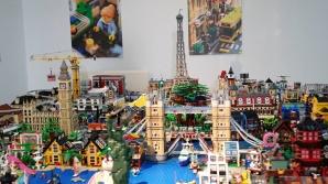 Stworzył miasto z klocków LEGO. Wystawa w konińskim muzeum