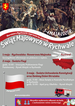 Kramsk, Rychwał. 230. rocznica uchwalenia Konstytucji 3 Maja