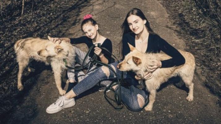 Konin. Taneczną sesją promują adopcję bezdomnych zwierząt