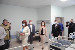 Koło. W szpitalu oddano do użytku odnowiony oddział chirurgiczny