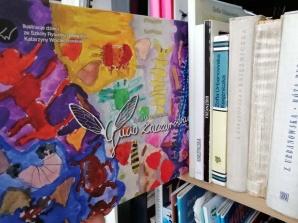 Powstaje książka, w bibliotece zbiory. Urodziny Zofii Urbanowskiej