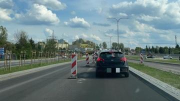 Ostatnia prosta prac przy nowym wiadukcie i na ul. Kleczewskiej