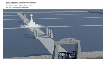 Rewitalizacja Cmentarza Jeńców i Internowanych z Obozu na Łężcu