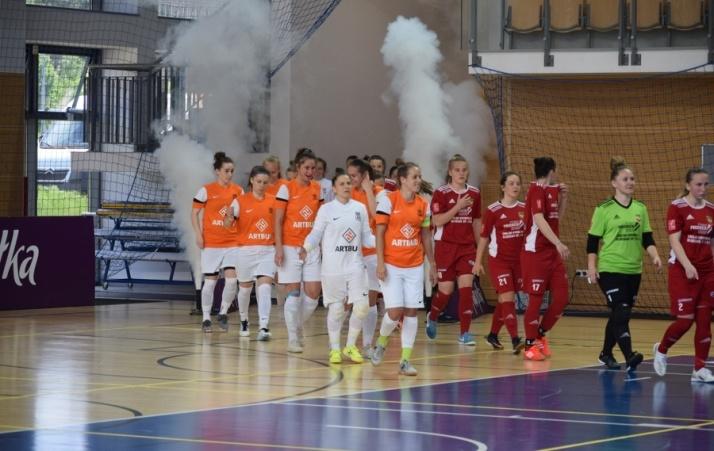 Trenerka Medyka POLOmarket zdobyła Puchar Polski w futsalu