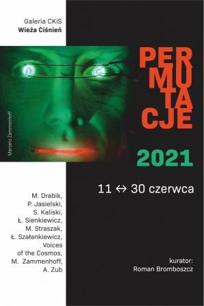 PERMUTACJE 2021 - festiwal sztuki komputerowej