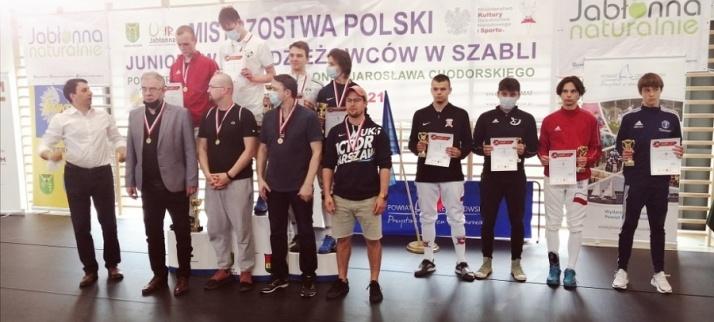 Pięć medali KKSz na mistrzostwach. I drużynowo, i indywidualnie