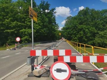 Droga z Konina do Rudzicy być może zostanie otwarta w niedzielę